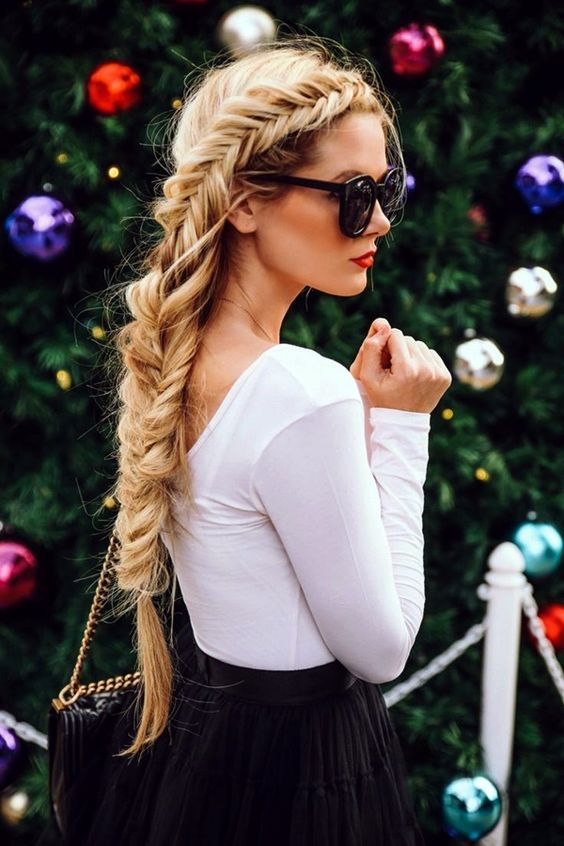 STUNNING HAIRSTYLES FOR THE UPCOMING CHRISTMAS HOLIDAYS….