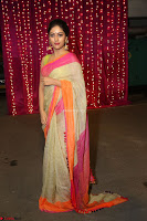 Anu Emanuel Looks Super Cute in Saree ~  Exclusive Pics 007.JPG