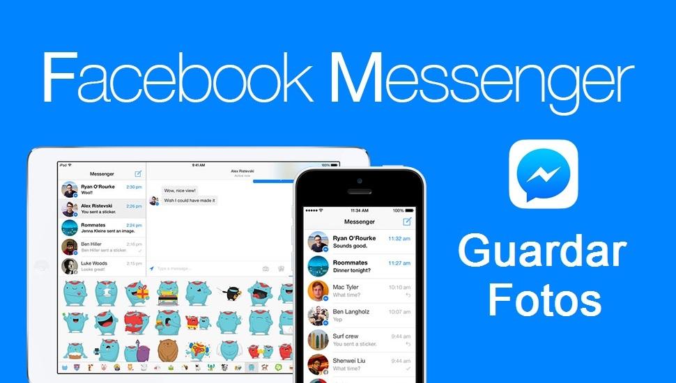تحميل برنامج ماسنجر للكمبيوتر فيس بوك 2018 ويندوز 7 Facebook Messenger for Windows