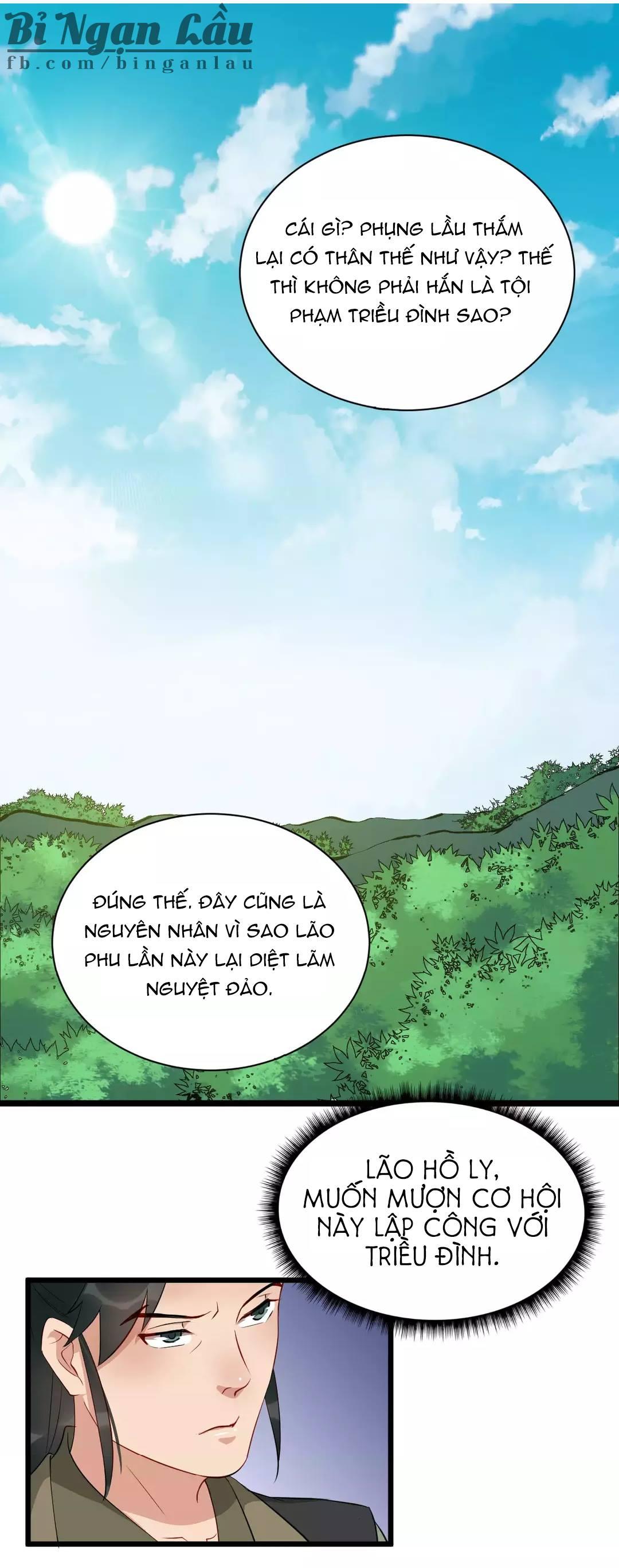 Bồng Sơn Viễn chap 42 - Trang 2