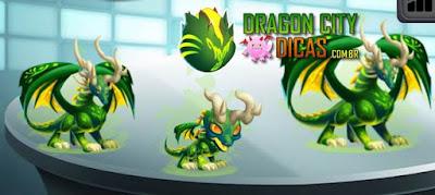 Dragão Yggdrasil - Informações
