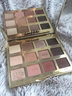 Tarte's 'Tartelette in the bloom' palette review