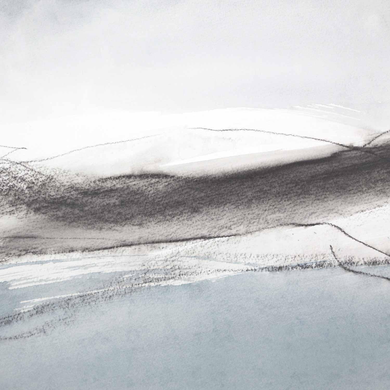 30 x 30 cm aquarelle et crayon sur papier 10 mars 13