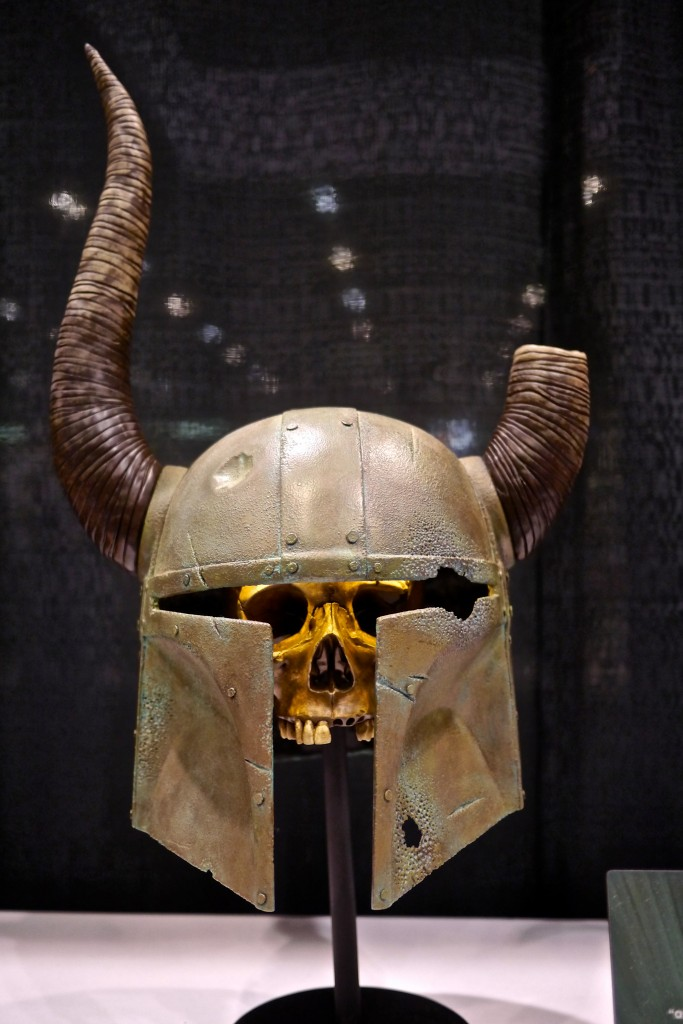 You will be disappointed that Vikings didn't wear horned ...