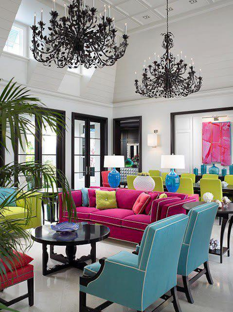 Intérieur décor - Decoration Interior: 4 conceptions ...