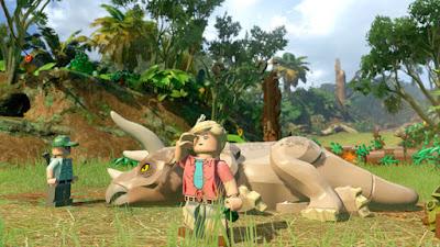 LEGO Jurassic World PS3 Xbox360 free download full version