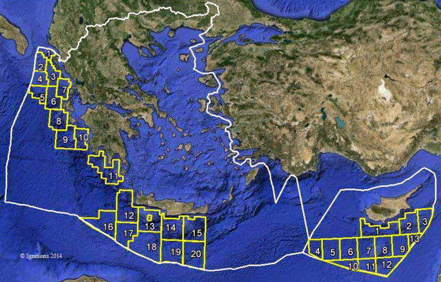 Ο τρόμος της Τουρκίας για την ΑΟΖ