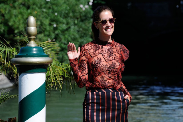 HQ Photos & Wallpapers of Maria Clara Alonso at Excelsior Hotel Venice Film Festival, Venice