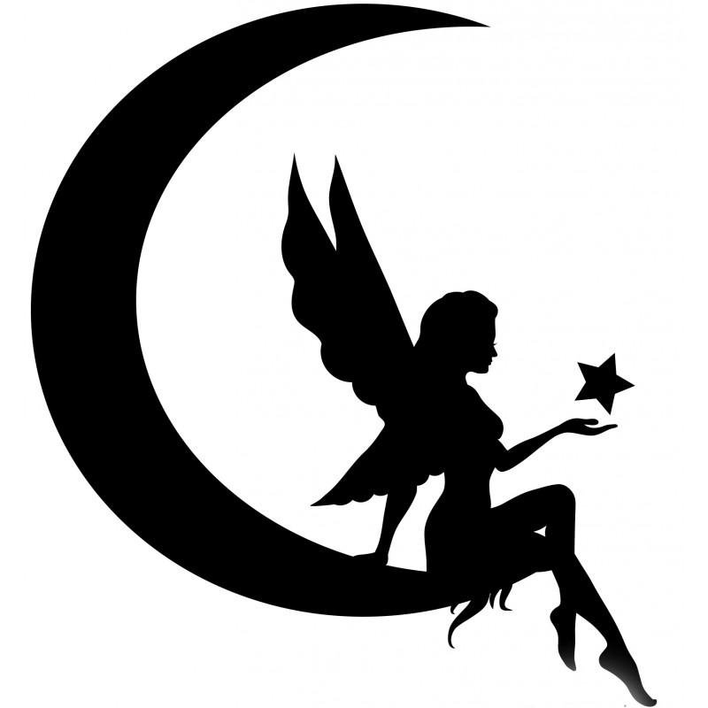 Celtic Moon Stencil Printable : Tatuajes de siluetas para chicas significado ideas y