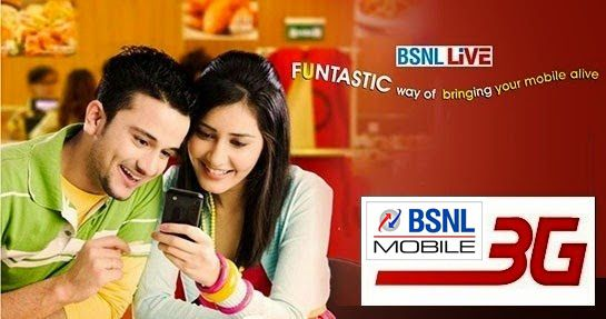 BSNL Unlimited data offering Combo STVs 334, 349 and 395 introduced