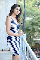Actress Mi Rathod Spicy Stills in Short Dress at Fashion Designer So Ladies Tailor Press Meet .COM 0053.jpg