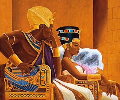 фараон в день своего рождения
