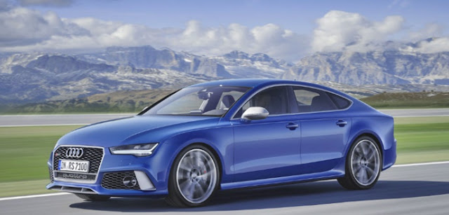 2017 Audi RS7 Performance, Price, 0-60, Sportback, Specs
