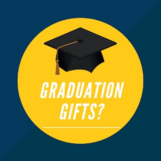 Top 5 Graduation Gifts! Visit website for free printable