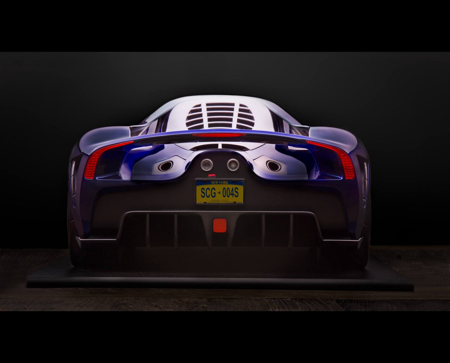 Scg 004s Supercar Unveiled With 650 Hp And 400k Price Tag