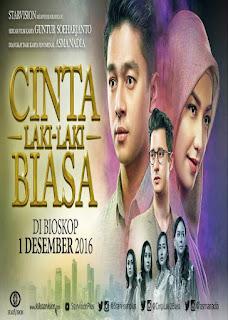 Cinta Laki-Laki Biasa (2016) DVDRip Indonesia