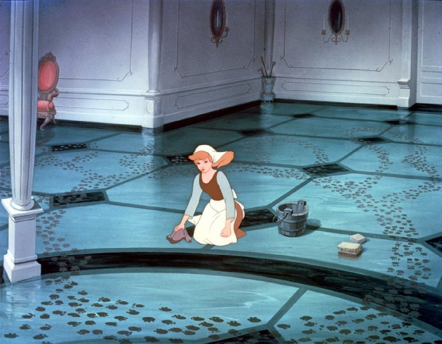 Cinderella 1950 Disney English & Hindi Dubbed Dual 300MB Free Download