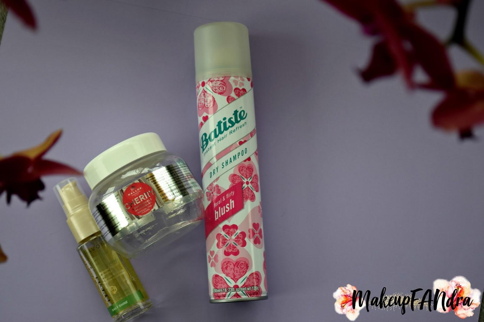 Avon-ulje-za-kosu-Kallos-Cosmetics-maska-za-kosu-Batiste-suhi-šampon