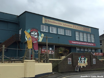 Pirate's Quest review, Newquay, Cornwall