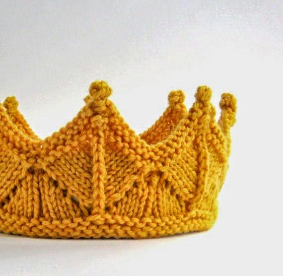 Coronas para niños: una idea para los disfraces   Crochet y Dos ...