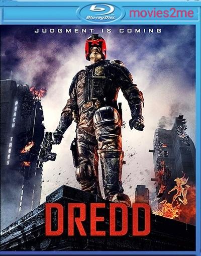 Dredd 2012 Hindi Dual Audio BluRay 480p 300MB 720p 800MB ESubs