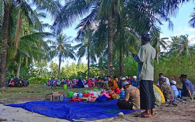 Laporan keuangan pemuda kampung