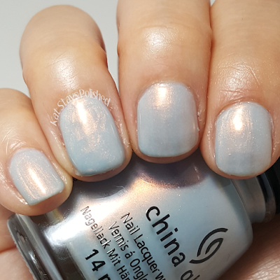 China Glaze Rebel Collection 2016 - Pearl Jammin' | Kat Stays Polished