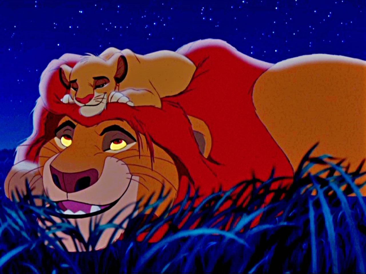 The Lion King ~ FB Status
