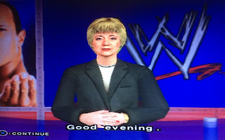 WWE Smackdown! Shut Your Mouth - Linda McMahon