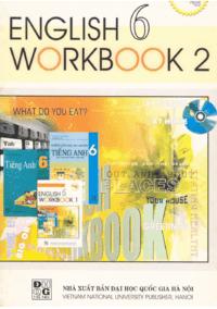 English 6 Workbook 2 - Nguyễn Bảo Trang
