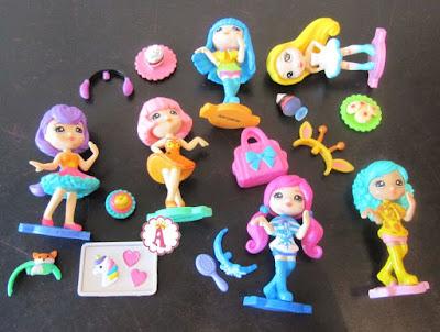 Куклы и аксессуары Party Pop Teenies