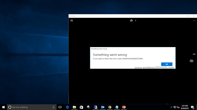 How To Fix The Webcam Freezing And Crashing In Windows 10