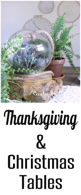 Thanksgiving and Christmas Inspiration