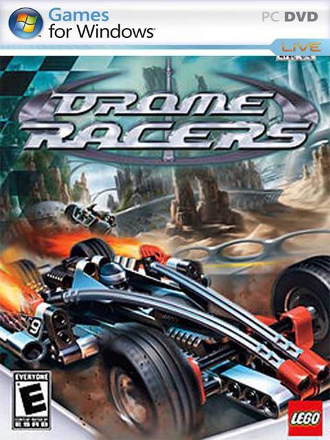 تحميل لعبة Lego Drome Racers مضغوطة برابط واحد مباشر + تورنت كاملة مجانا