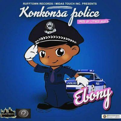 "New Music: Ebony Reigns' Team Releases New Single ""Konkonsa Police"" on Her Birthday"