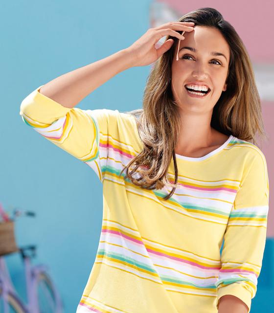 moda colorata di primavera