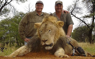 Breaks my heart to see Trump sons proud of killing a life for fun