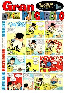 Don Polillo, Gran Pulgarcito nº 3
