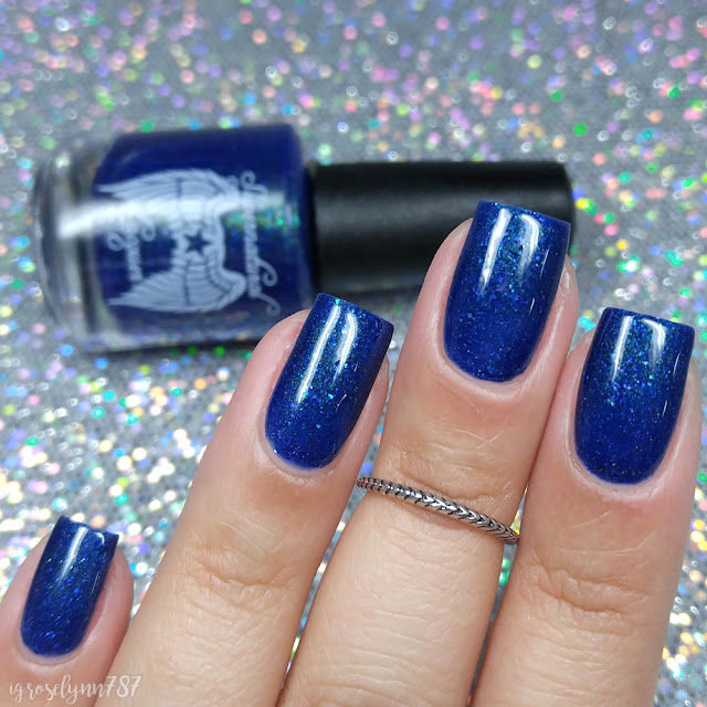 Supernatural Lacquer - Whosits and Whatsits