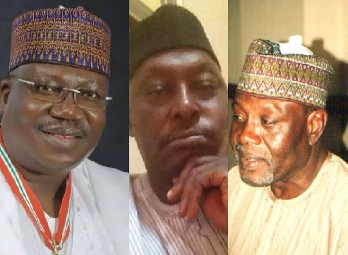 Babachir's Suspension: MKO's Running Mate, Kingibe, Senate Leader Lawan, Others Battle For SGF Slot