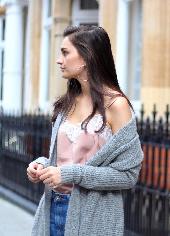 chunky knitwear autumn