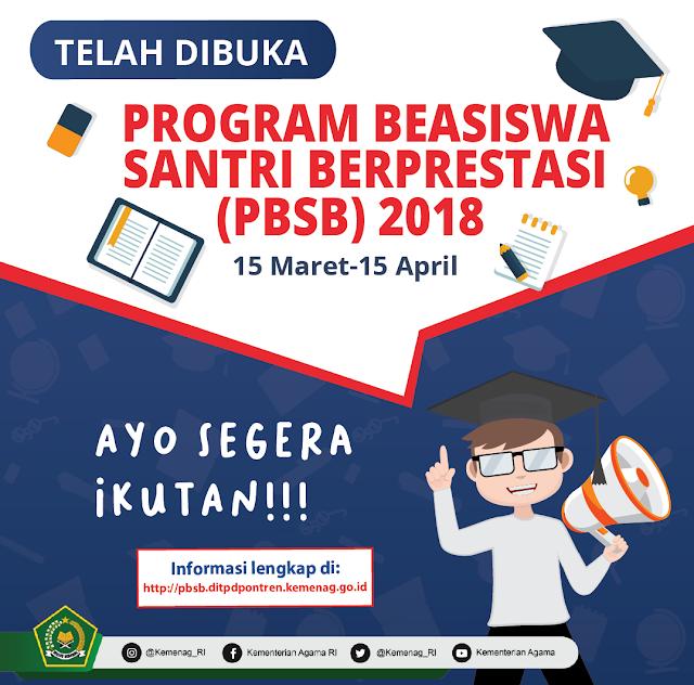 pbsb 2018