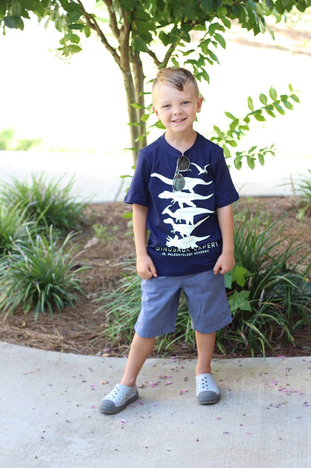 Kohl's Carters Back to School, Cool glow in the dark clothing