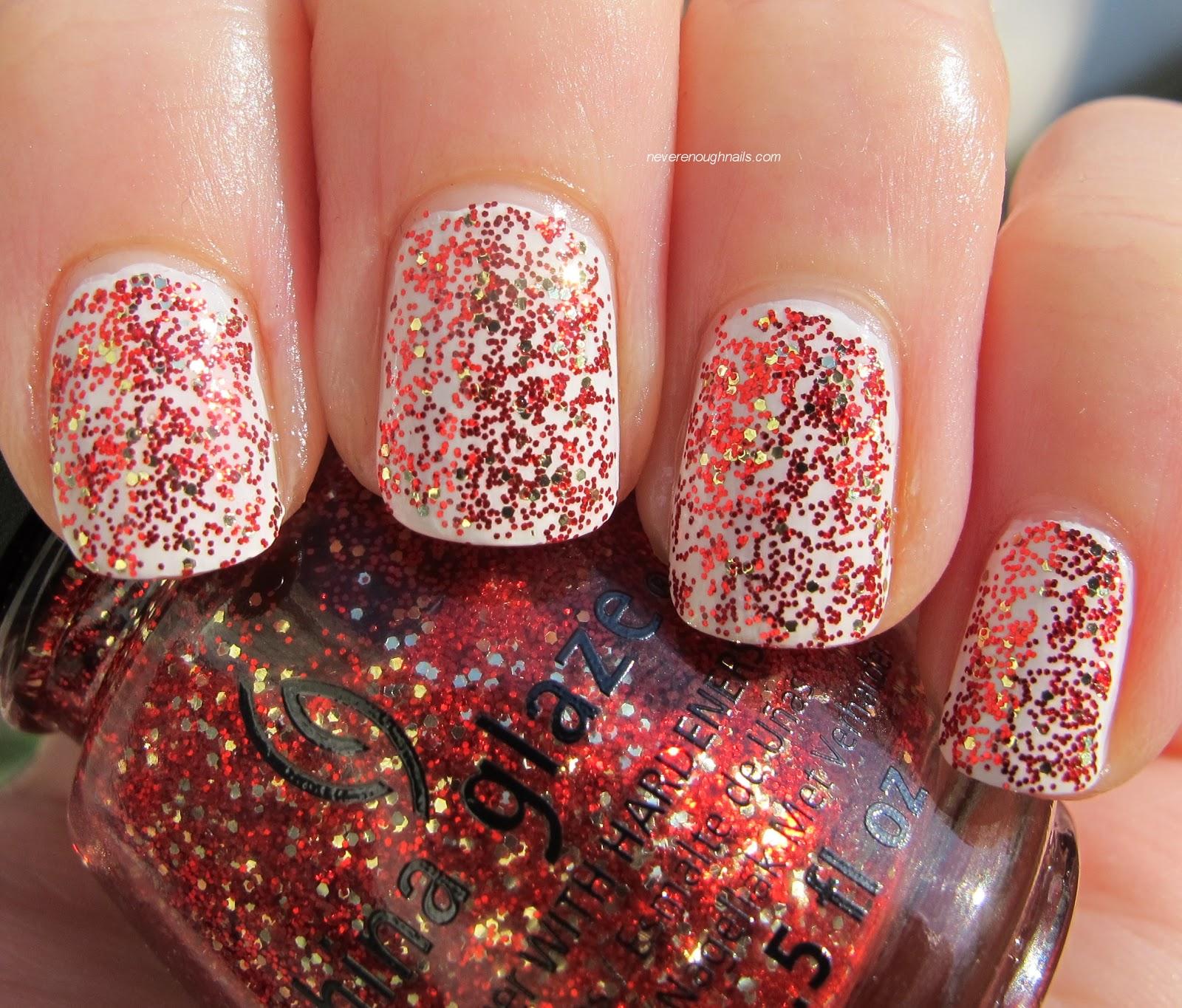 Never Enough Nails: China Glaze Pure Joy