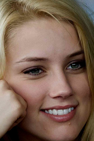 Amber Heard - Smile, Hot, Sexy