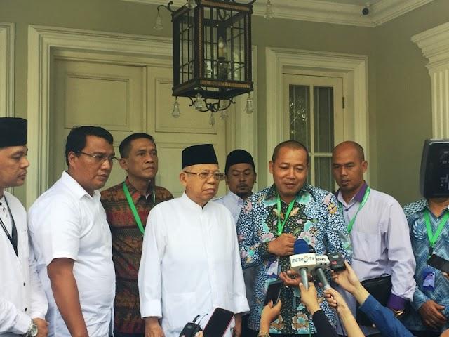 TKD Jokowi-Ma'ruf Target 70% Suara di Kota Tangerang