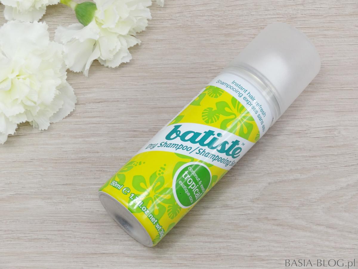 Batiste, suchy szampon Tropical