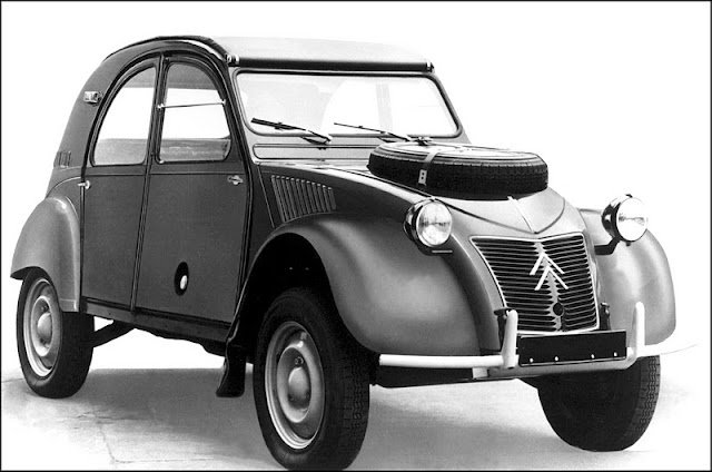 belles 2cv voisin une 4 roues motrices incroyable. Black Bedroom Furniture Sets. Home Design Ideas