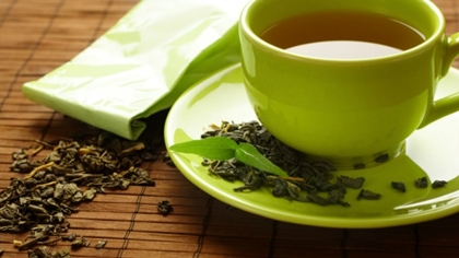 ชาเขียว (Green Tea) @ www.food.ndtv.com