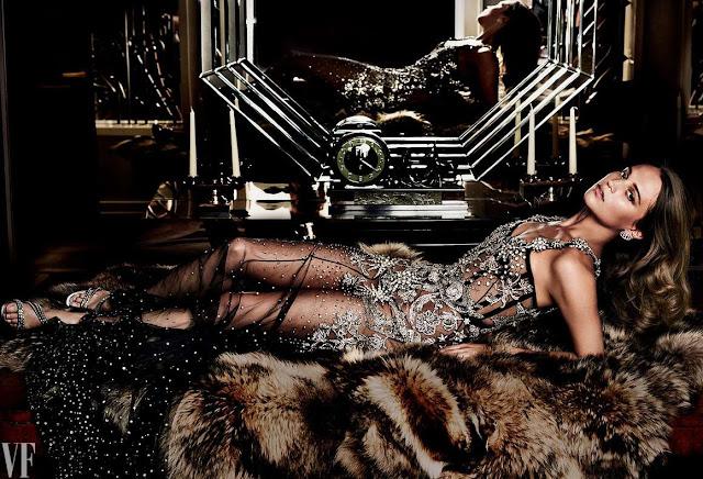 Alicia Vikander – Vanity Fair Magazine